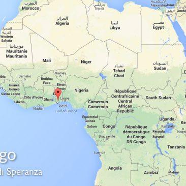 Sentieri di speranza – Vokutime -Togo